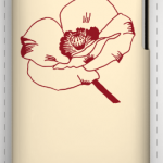 poppy iphone