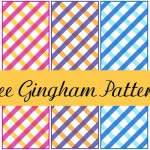Gingham Giveaway | Lovely Designs