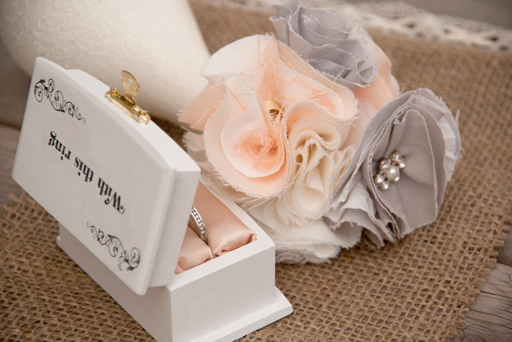 """With this Ring"" Box 