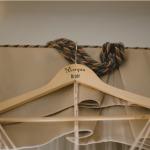 Hanger close up
